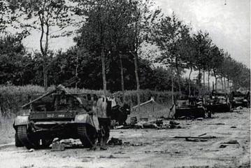 Tider Panzer Lukas Wirp Militär Bilder  Waffen SS