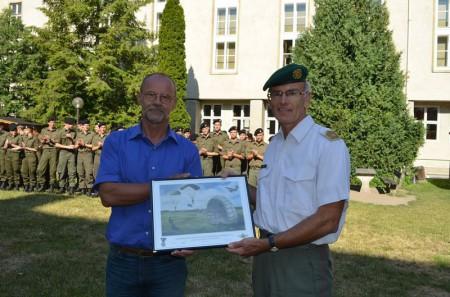 Fallschirmjäger fotos Bilder Lukas Wirp Verleihung Militär