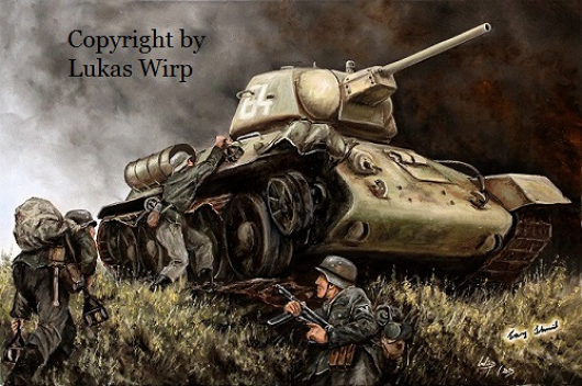 Deutsche Wehrmacht Waffen SS Hafthohlladung