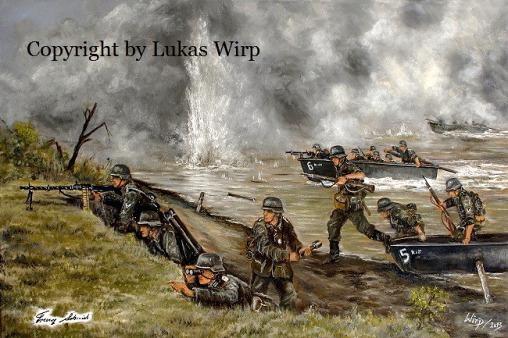 Wehrmacht Landser Ostfront Kampf Pioniere