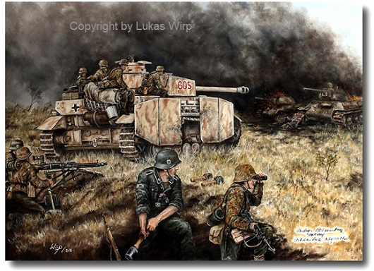 Militär , Militaria , Bilder ,2. Weltkrieg , Kunst , Poster , Lukas Wirp