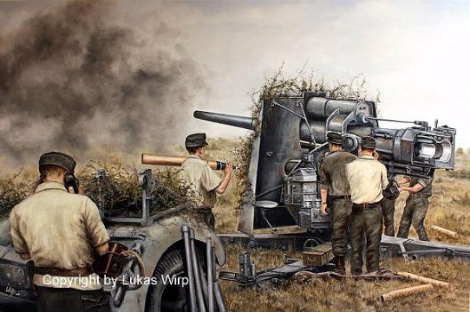 Deutsche , Wehrmacht , 8,8 , Ostfront , Einsatz , Militär , Bilder