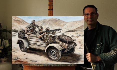 Militär, Bilder, Lukas wirp, Kunst, Poster