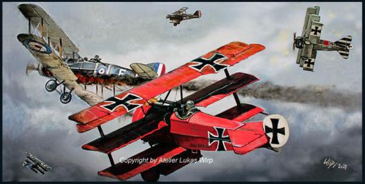 1. Weltkrieg , Luftwaffe , Militär , Bilder , Lukas wirp