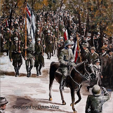 1. Weltkrieg Reichswehr Lukas wirp Militär Bildere