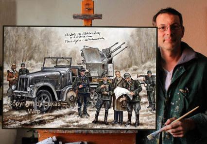 Militär, Bilder, 2.Weltkrieg, Waffen SS
