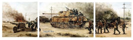 Panther D, Kursk, bilder, Großdeutschland, Leibstandarte , Lukas Wirp