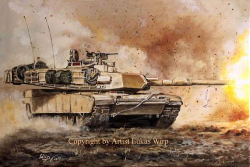 US Militär Irak Krieg Lukas Wirp