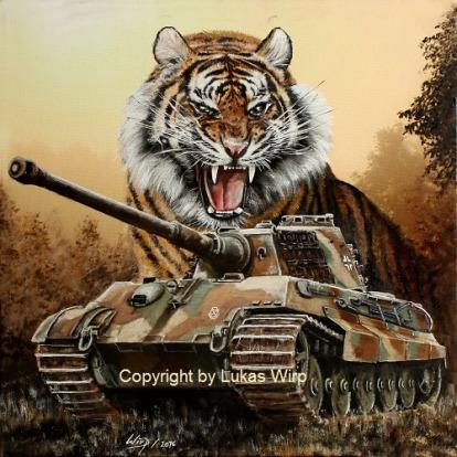 Waffen SS, Panzer, Wehrmacht, Bilder, Lukas Wirp