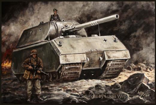 Panzer, Maus, Deutsche Wehrmacht, Panzer VIII, Bilder