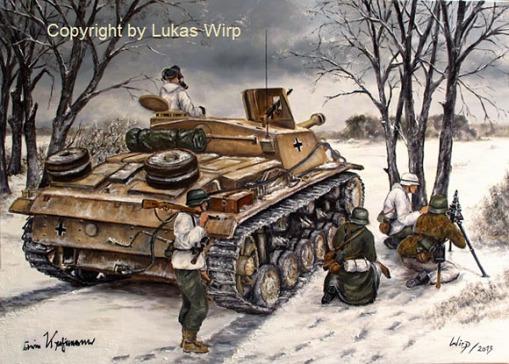 StuG II, Panzerjäger, Ostfront, Militär bilder, Lukas Wirp, Wehrmacht