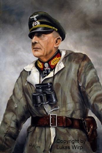 Deutsche, Wehrmacht, Bilder, General, Panzerdivision, Lukas Wirp