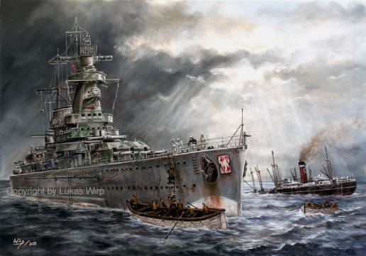 Battleship Graf Spee, German Navy , world war 2 , pictures , Lukas Wirp