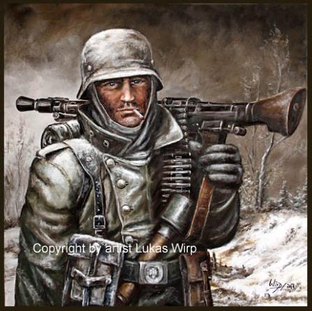 Wehrmacht, Landser, Soldat, Ostfront, 2. Weltkrieg