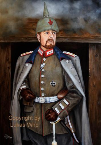 Offizier, 1. Weltkrieg, Uniform, Bilder, Lukas Wirp