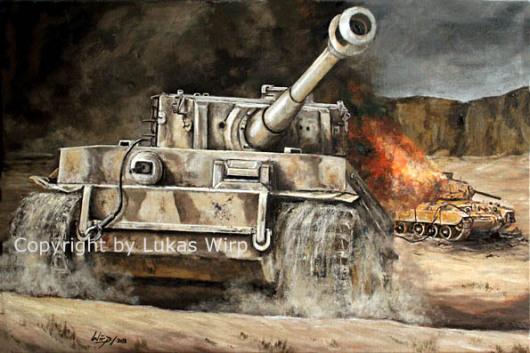 Tunesien, 1943, DAK, Rommel, Bilder, Lukas Wirp