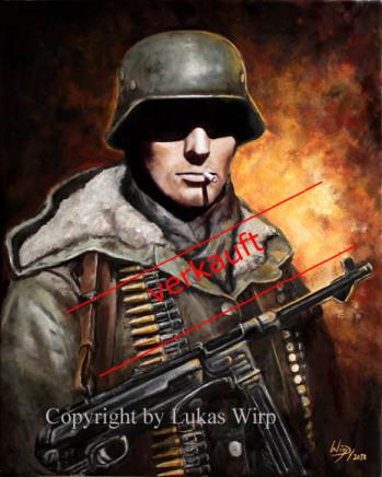 Wehrmacht, Grenadier, Waffen SS, Soldat