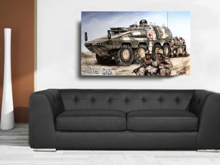Bundeswehr, GTK, Boxer, Afghanistan