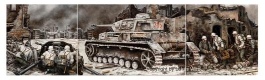 2. Weltkrieg, Charkow, Leibstandarte, Panzer, Bilder