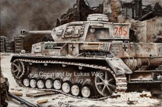 Waffen SS, Panzerwaffe, Wehrmacht, Ostfront