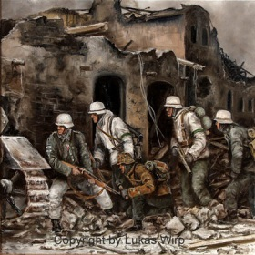 Division, Ostfront, Russlandfeldzug, Bilder