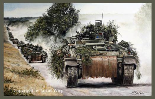 Heer, Bundeswehr, Panzer, Grenadiere, Jäger