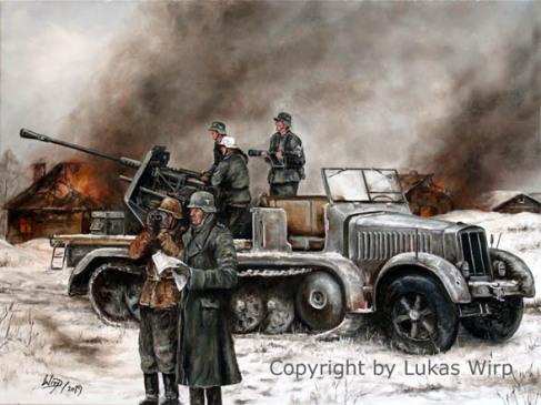 Luftwaffen, Division, Hermann Goering, Wehrmacht, Luftwaffe, Ostfront