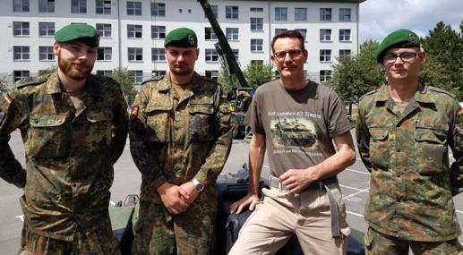 Bundeswehr- Bilder- Lukas Wirp, Panzergrenadiere