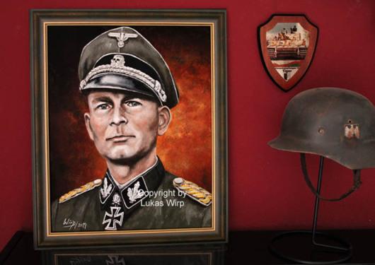Waffen SS, Ritterkreuz, Otto Kumm