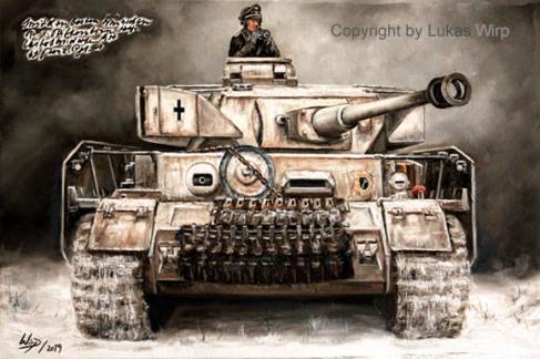 Waffen SS, Panzer, Russland, 1943, Bilder, Lukas Wirp