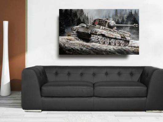Panzer, Drucke, Poster, Lukas Wirp