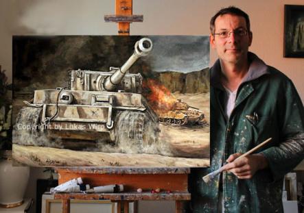Panzer, Bilder, Tiger, Afrikakorps, Tunesien