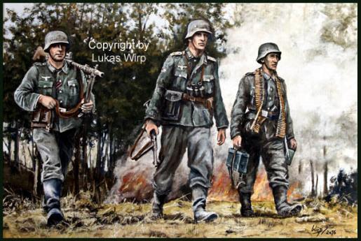Waffen SS, Panzer, Division, Hitlerjugend, Ardennen