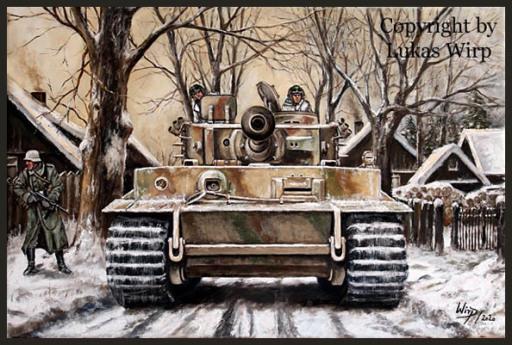 Wehrmacht, Panzer, Russland, 2. Weltkrieg