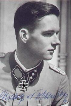 Hauptsurmführer der Waffen SS von Ribbentrop