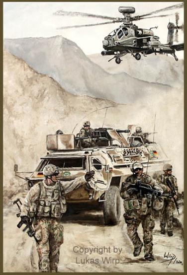 Bundeswehr, Kfor, einsatz, bilder, TPz Fuchs