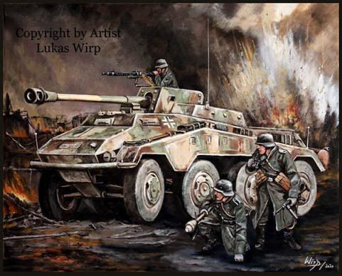 Infanterie, Wehrmacht, 2. Weltkrieg, Bilder