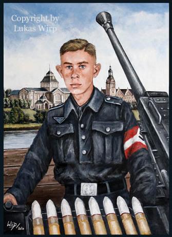 HJ, Pimpfe, Hitler, Flak, 2. Weltkrieg, Luftangriff