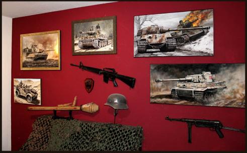 Soldaten, 2. Weltkrieg, Einsatz, Bilder, Panzer