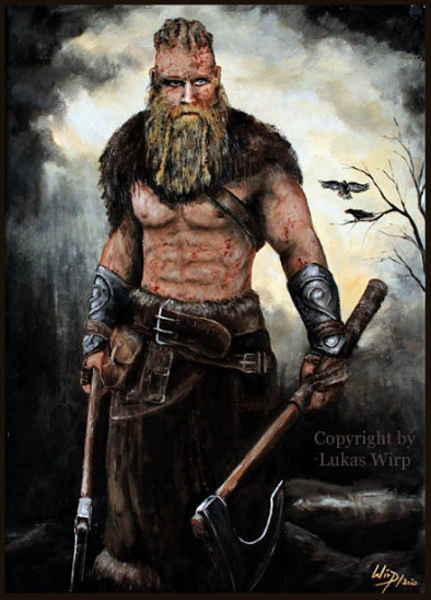 Odin, Thor, Walhalla, Poster, Bilder