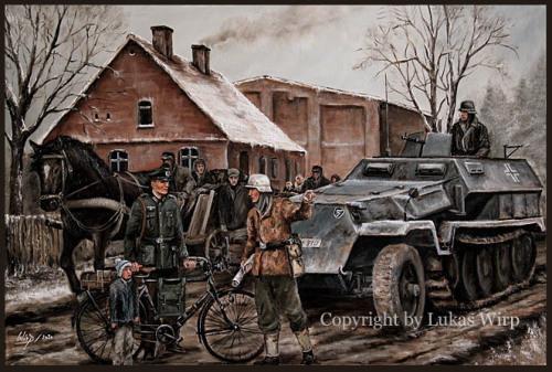 2. Weltkrieg, deutsche Ostgebiete, Pommern, Preussen