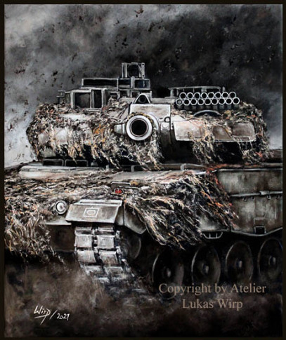 Panzer, Leopard, 2A6, 2A7, Manöver