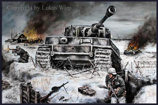 Wehrmacht, Panzer, Russland, Bilder