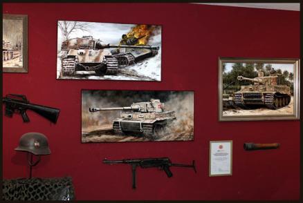 Tiger, Panzer, 2.Weltkrieg, Bilder, Ostfront, russland