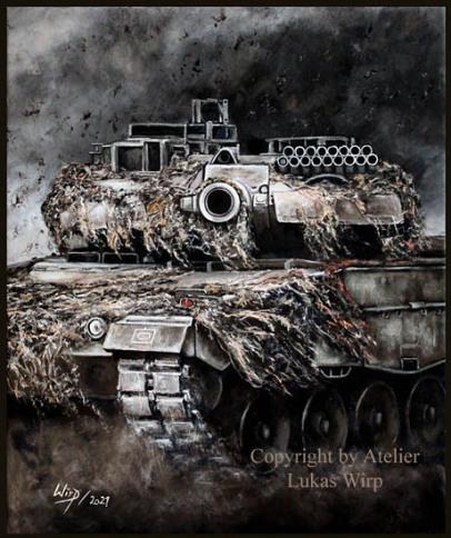 Panzer, Leo 2, tank, battle, tank, Leopard 2