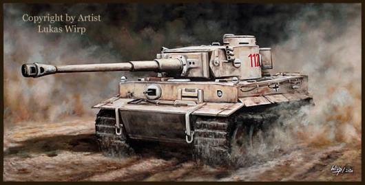 Panzer, Russland, SdKfz 181, Bilder