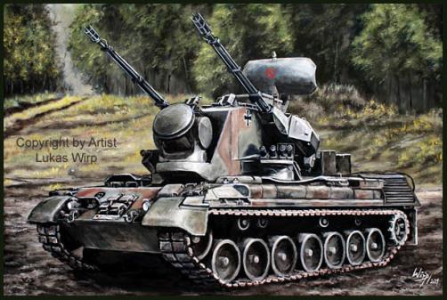 Flakpanzer, Panzer, Heeres Flugabwehr, Bilder