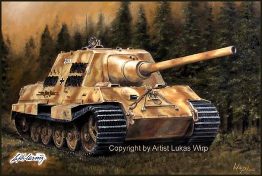 Kesselschlacht, Ruhrkessel, Panzerjäger, Tiger, Panzer