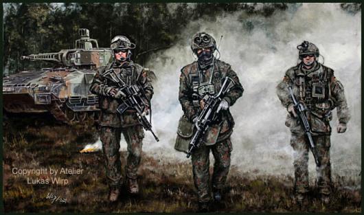 PzGren, Schuetzenpanzer, Bundeswehr, Bilder, Lukas Wirp