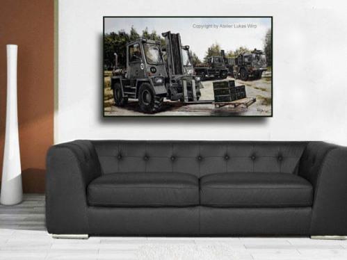 Bundeswehr, Bilder, Logistik, Nachschub